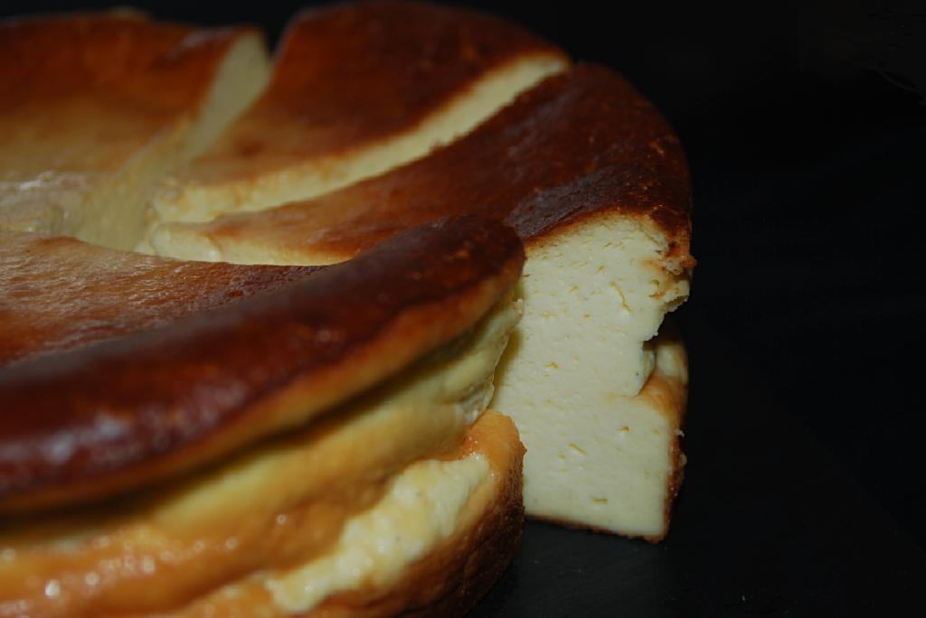 Cheesecake à la vanille Karimton