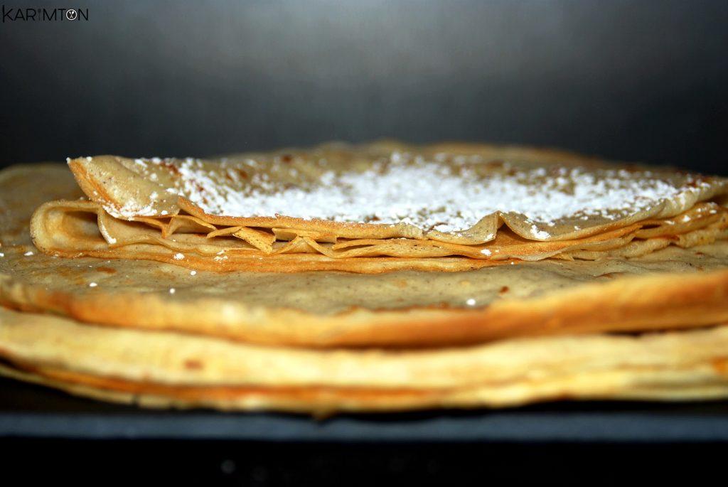 Pâte à crêpes sucrées Karimton