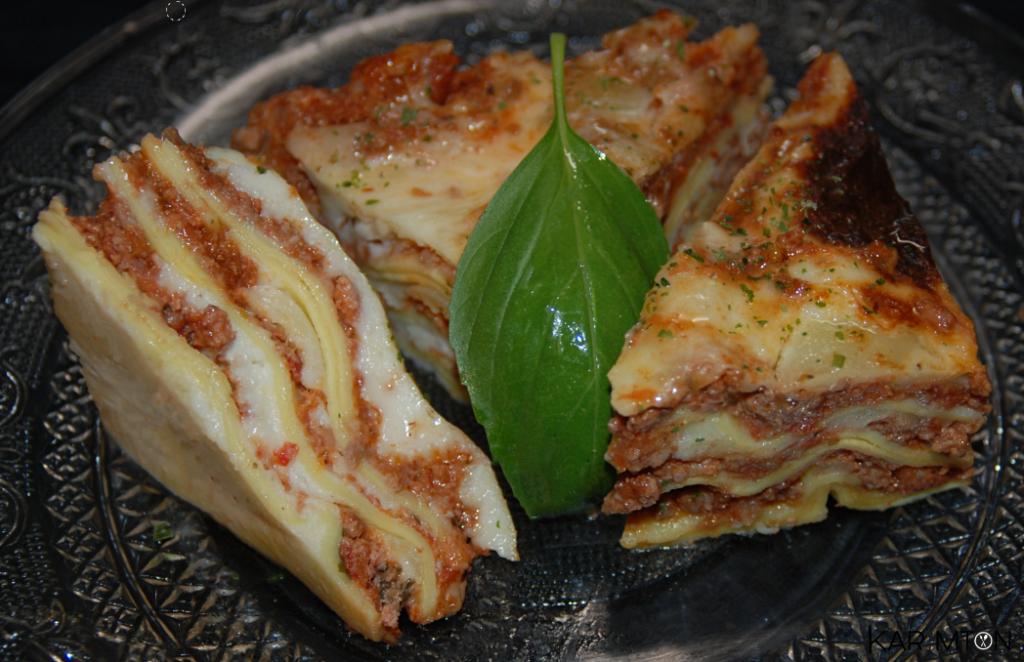 Lasagne à la bolognaise Karimton