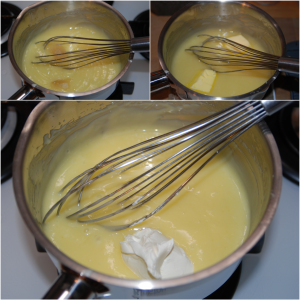 Tartelette au citron Karimton