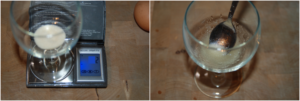 Tartelette au citron meringuée Karimton