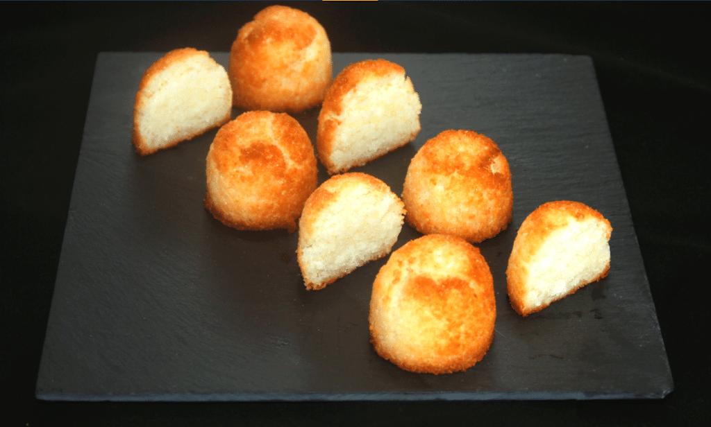 Rochers à la noix de coco Karimton