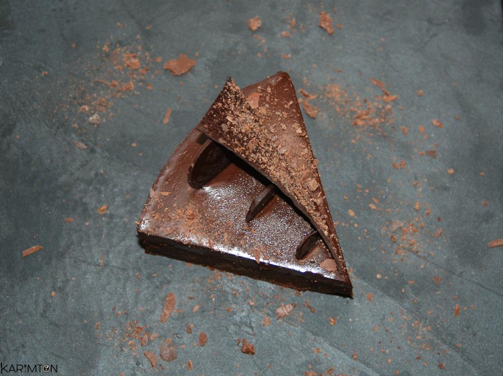 Gâteau au chocolat et au mascarpone Karimton