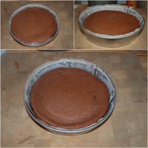 Gâteau au chocolat et mascarpone Karimton