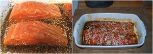 Truite saumonée marinée Karimton