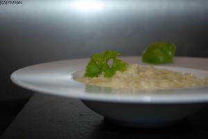Risotto au gorgonzolla Karimton