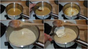 Noix de Saint-Jacques à la sauce blanche Karimton