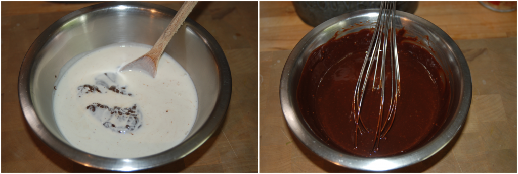 Tartelette aux chocolats Karimton
