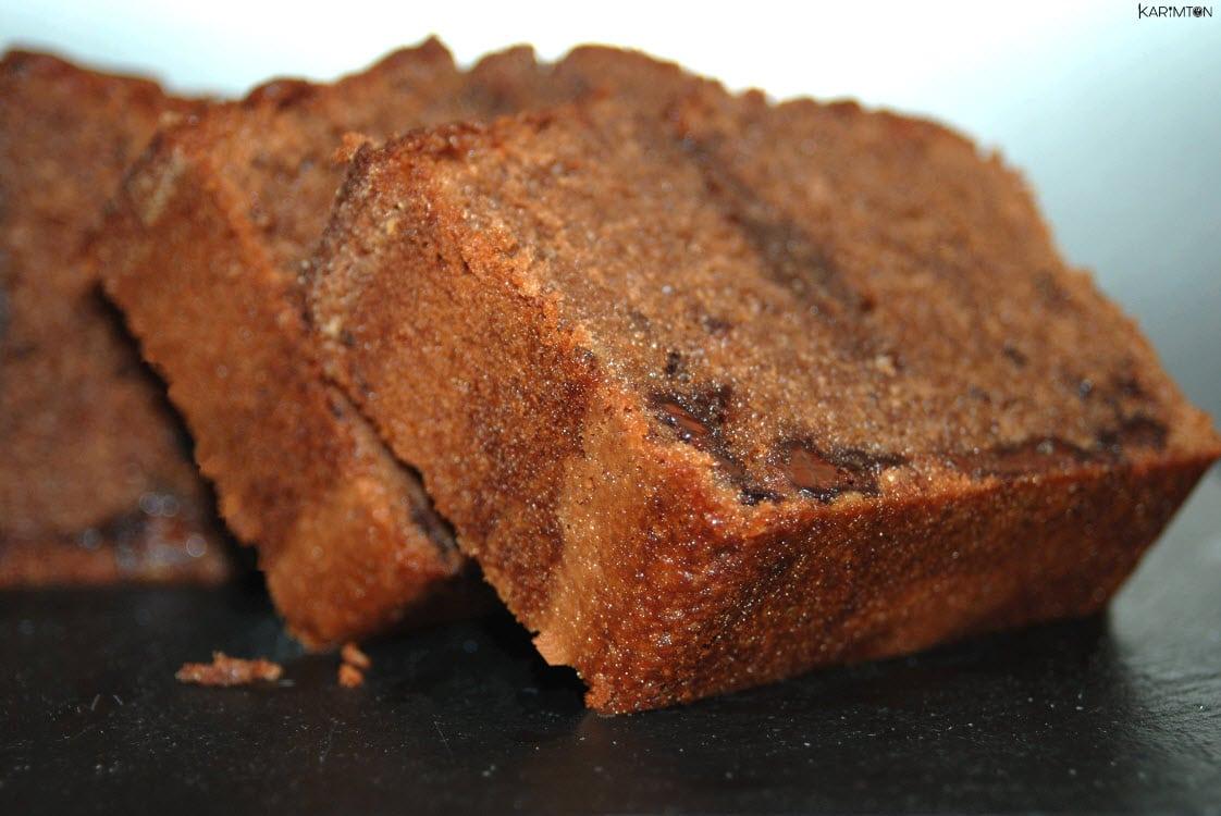 Cake sublime chocolat